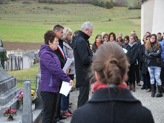 lectures commémoration
