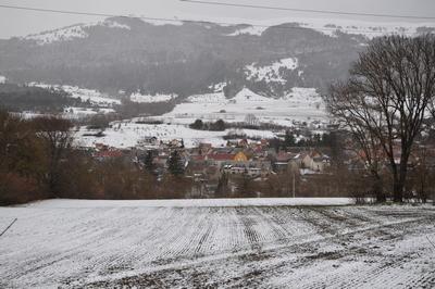le village de Notre Dame de vaulx