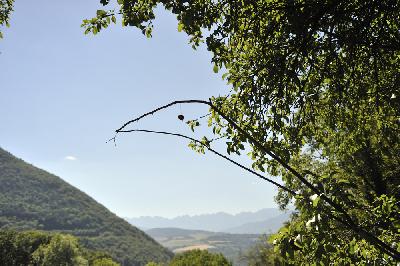 Décoration parcours balade poétique La Motte Saint Martin